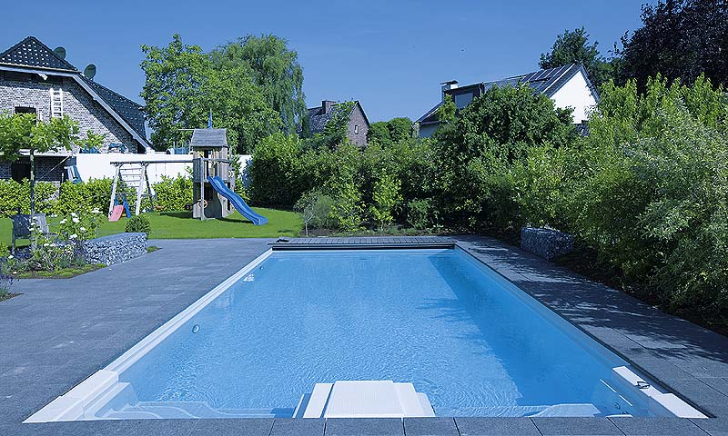 Die pool doublette pool magazin for Garten pool komplett