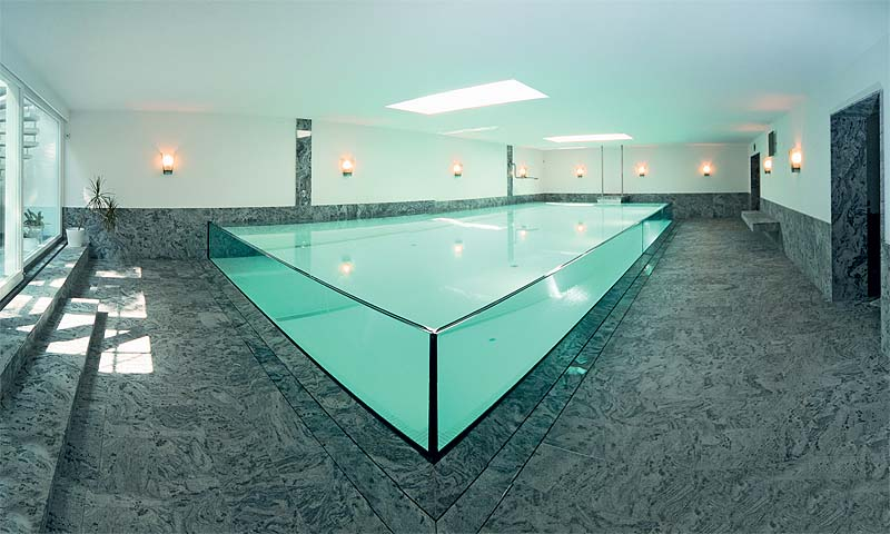 glas pool kosten schwimmbadtechnik. Black Bedroom Furniture Sets. Home Design Ideas
