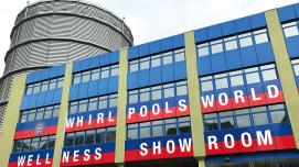 Whirlpools World auf Expansionskurs