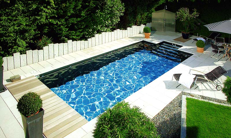 Bsw award 2004 private badelandschaften medium pool for Garten pool hersteller