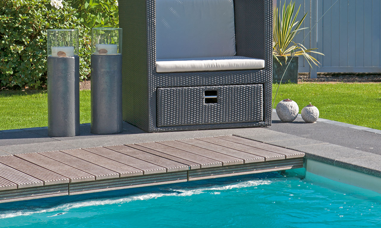 pool und gartengestaltung pool magazin. Black Bedroom Furniture Sets. Home Design Ideas
