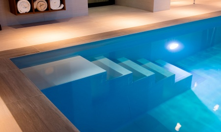 Pooltreppe