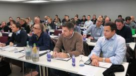 """Full House"" beim bsw-Technikseminar"