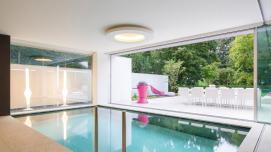 Privater Wellnessraum